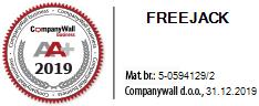 companywall FreeJack